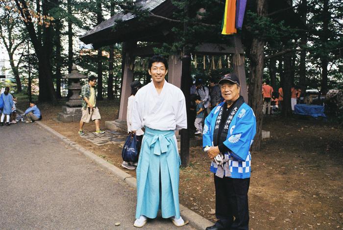 大谷地神社例大祭_c0182775_17465180.jpg