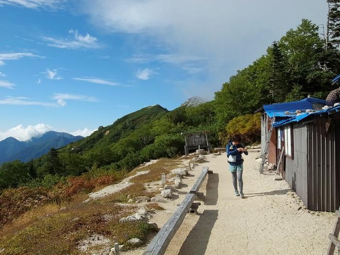 2014.9.20-22 野口五郎ー黒部五郎 GORO to GORO の旅 day1_b0219778_16321023.jpg