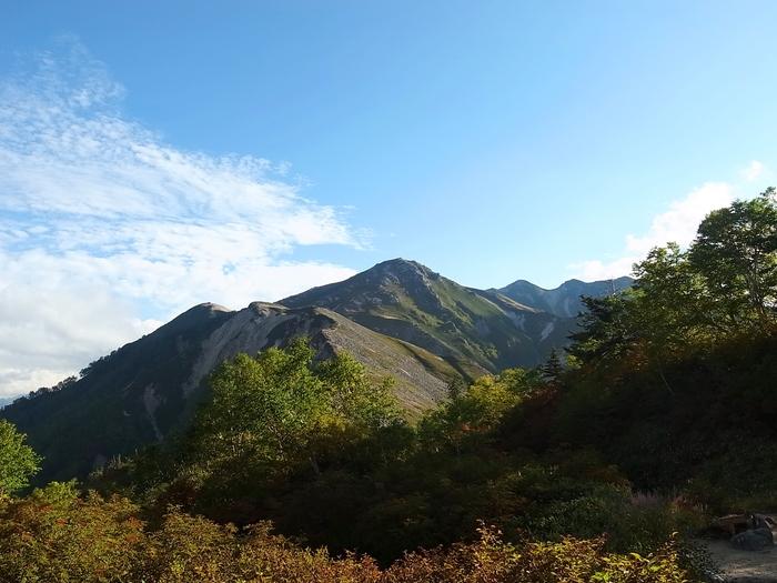 2014.9.20-22 野口五郎ー黒部五郎 GORO to GORO の旅 day1_b0219778_1634550.jpg