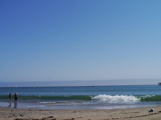 Santa Cruz Beachでのんびり~ 2014.9.12_f0167281_17154530.jpg