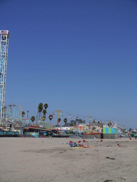 Santa Cruz Beachでのんびり~ 2014.9.12_f0167281_1715742.jpg