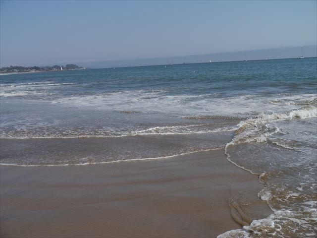 Santa Cruz Beachでのんびり~ 2014.9.12_f0167281_17165178.jpg