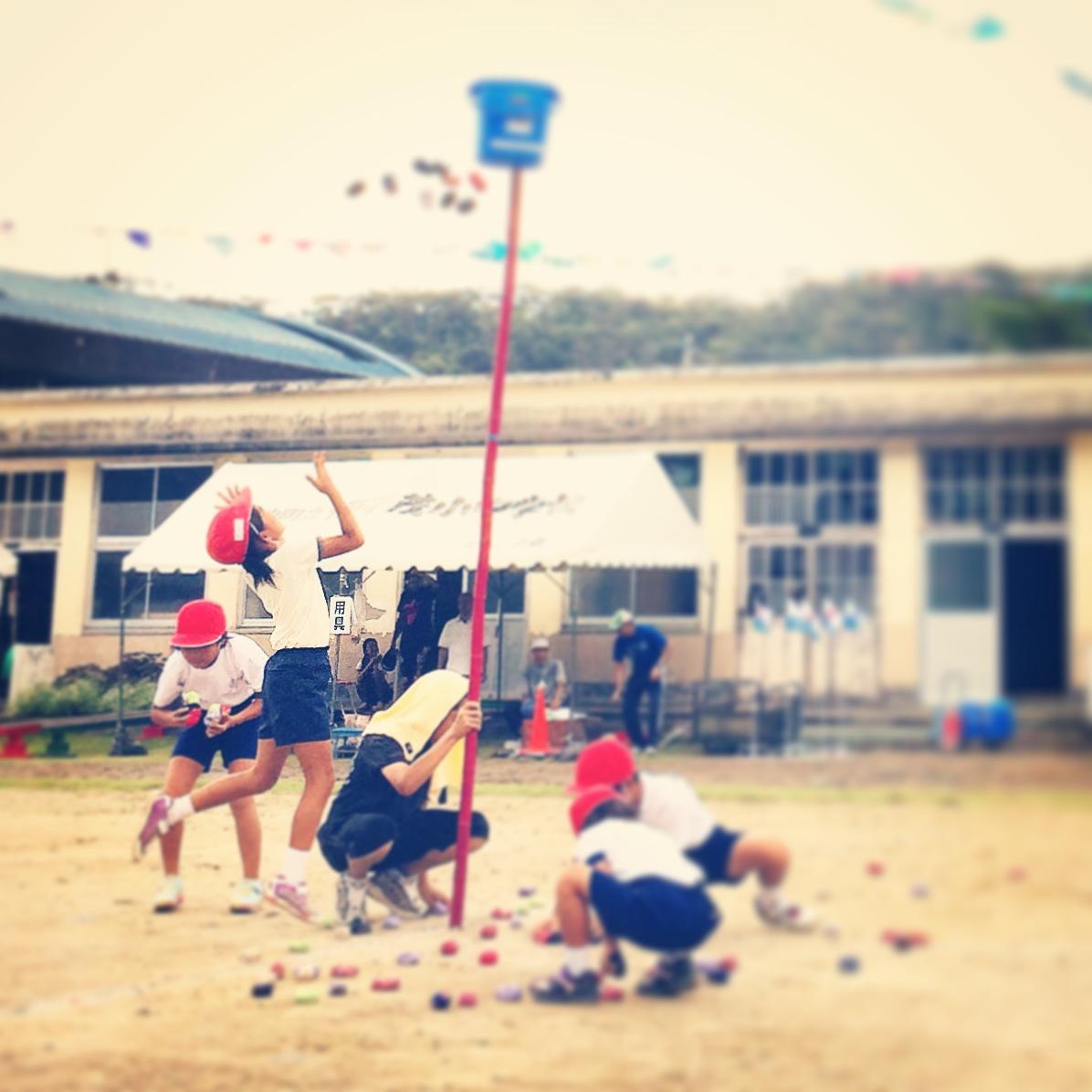 伊子茂小中学校の運動会!_e0220493_20125075.jpg