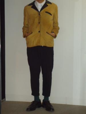Vintage Leather Jacket_d0176398_19504964.jpg