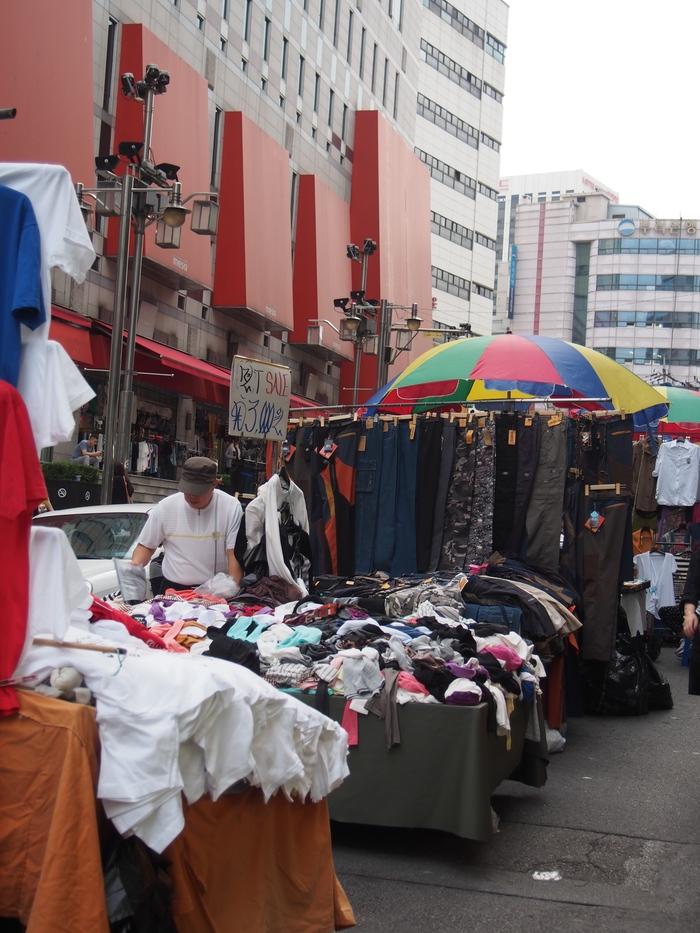 2014 9月 ソウル (10) とりあえず、南大門市場でつまむ_f0062122_10383324.jpg