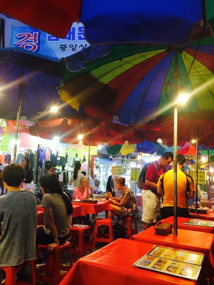 2014 9月 ソウル (10) とりあえず、南大門市場でつまむ_f0062122_12205835.jpg