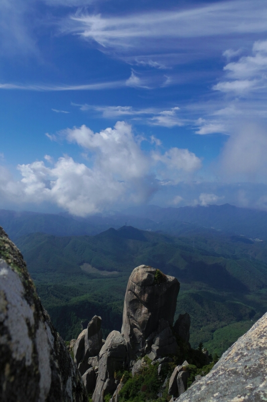 9/23 晴れ 瑞牆山に登ってみた!! その2_a0060230_847393.jpg