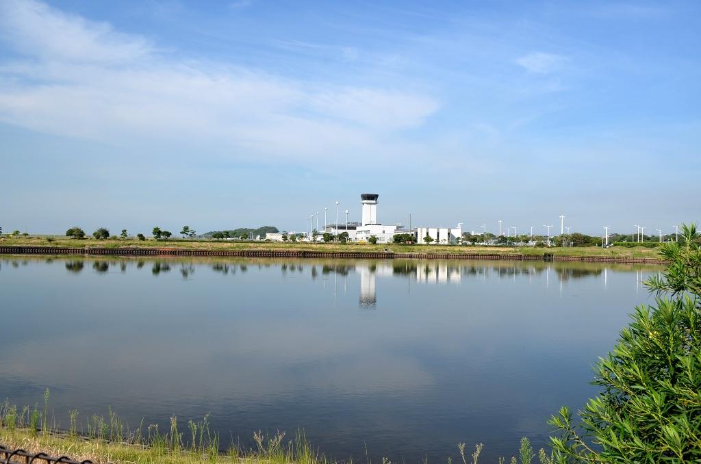 """Yamaguci UBE Airport~""""ふれあい公園""""~_d0153941_17111345.jpg"""