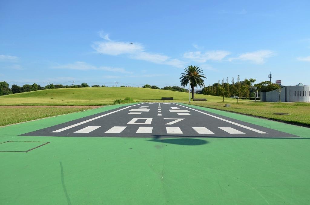 """Yamaguci UBE Airport~""""ふれあい公園""""~_d0153941_17171939.jpg"""