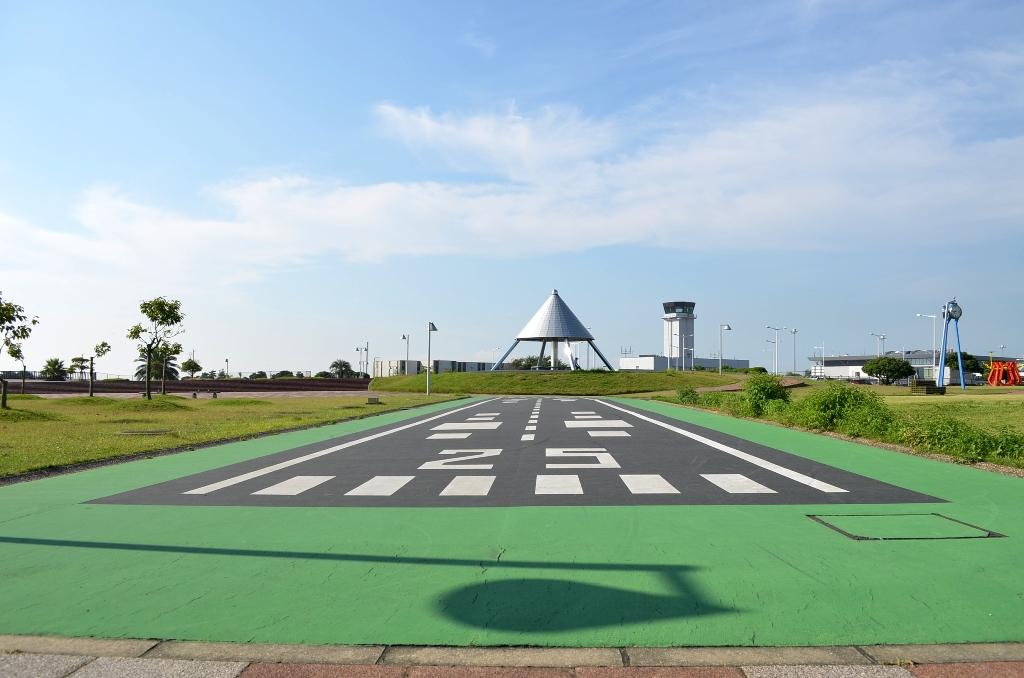 """Yamaguci UBE Airport~""""ふれあい公園""""~_d0153941_1718566.jpg"""