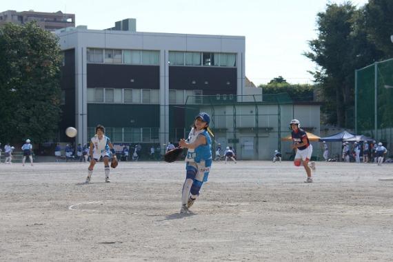東京私学大会 各第一試合_b0249247_23231326.jpg