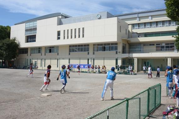 東京私学大会 各第一試合_b0249247_2324419.jpg