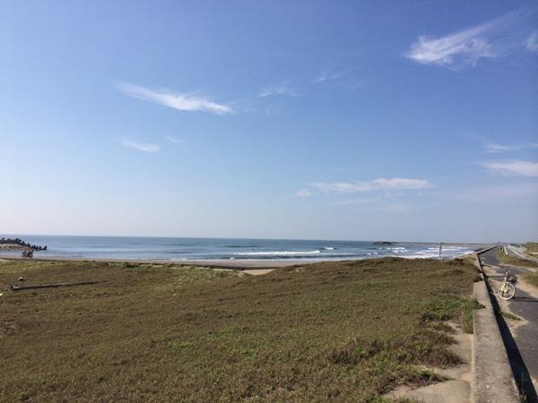 秋分の日 surf&work_c0019551_14332974.jpg