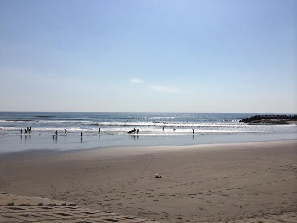 秋分の日 surf&work_c0019551_14334257.jpg