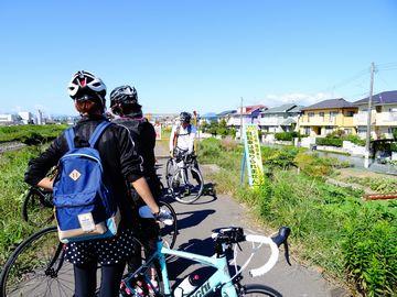 サイクリングに行ってきました☆_e0140354_11353493.jpg
