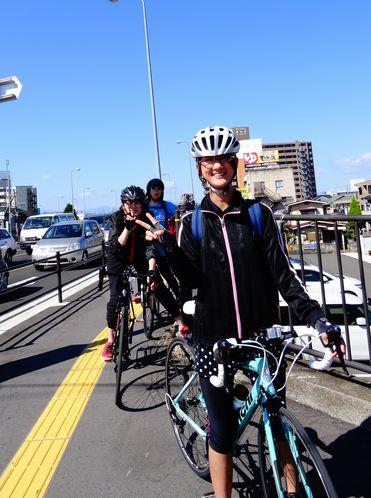サイクリングに行ってきました☆_e0140354_1137588.jpg