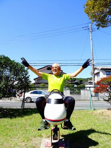 サイクリングに行ってきました☆_e0140354_1143998.jpg