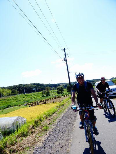 サイクリングに行ってきました☆_e0140354_11441226.jpg