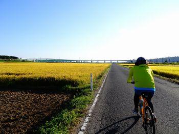 サイクリングに行ってきました☆_e0140354_12143088.jpg