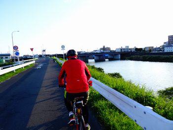 サイクリングに行ってきました☆_e0140354_1215430.jpg