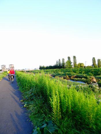 サイクリングに行ってきました☆_e0140354_12155851.jpg