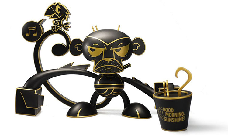 Lava Monkey SDCC 2014 Exclusive by Joe Ledbetter_e0118156_21112362.jpg