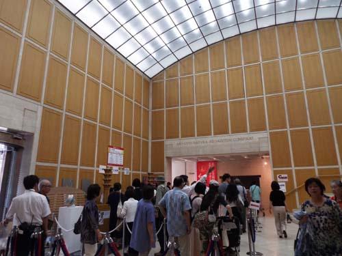 ●●第6次ぐるっとパス No.1 世田谷美術館まで見たこと_f0211178_2029583.jpg