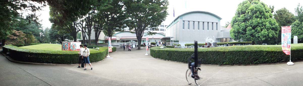 ●●第6次ぐるっとパス No.1 世田谷美術館まで見たこと_f0211178_2030957.jpg