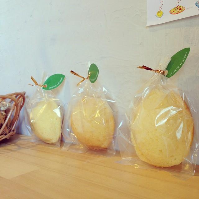 レモンマフィンとコニコニ秘話_f0350688_9591149.jpg