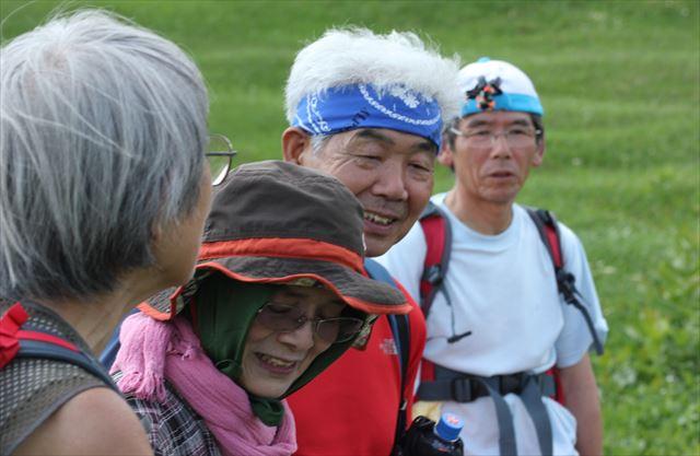 ハクサンコザクラ咲く会津駒ケ岳へ その1_b0246693_15300232.jpg