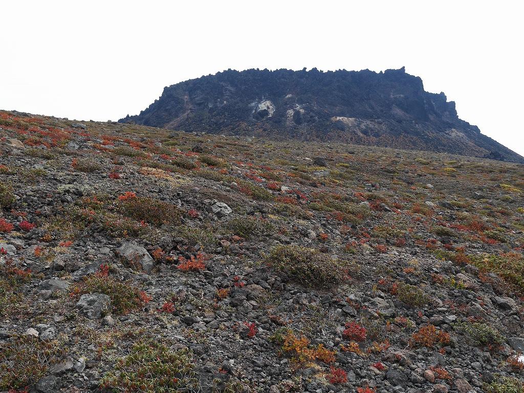 紋別岳、風不死岳と樽前山、9月24日-速報版-_f0138096_1615097.jpg