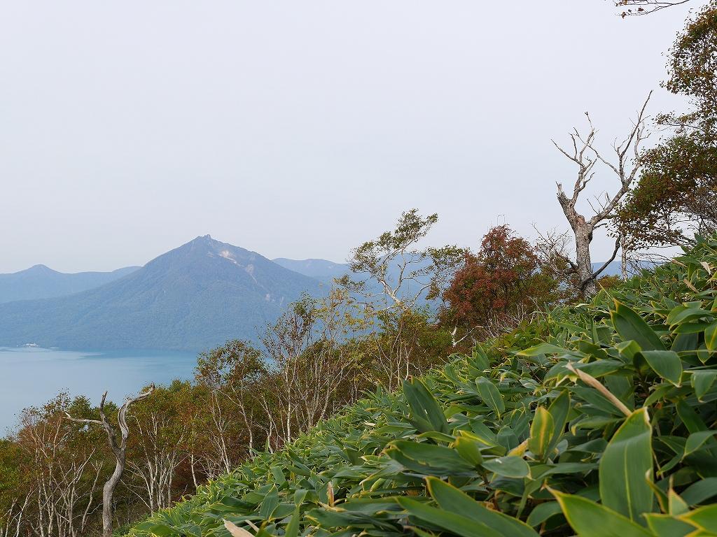 紋別岳、風不死岳と樽前山、9月24日-紋別岳編-_f0138096_2105997.jpg