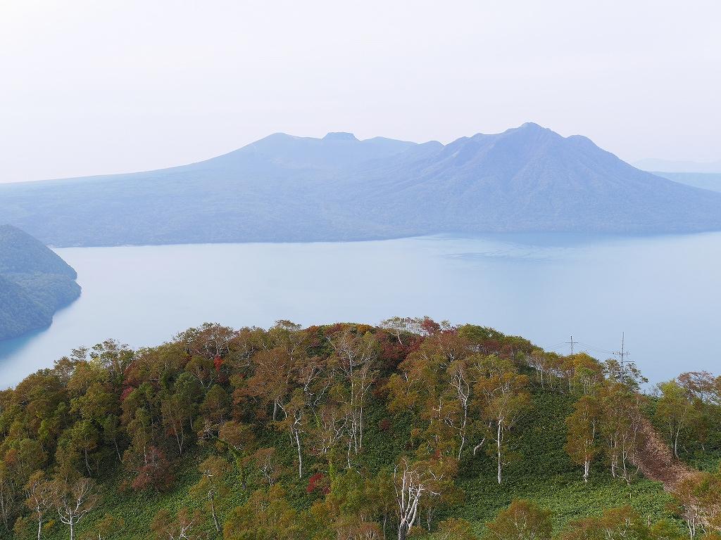 紋別岳、風不死岳と樽前山、9月24日-紋別岳編-_f0138096_2114160.jpg