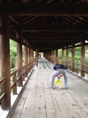 息子と初京都。_a0188798_21442169.jpg