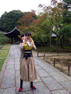 息子と初京都。_a0188798_21442266.jpg