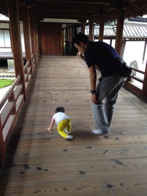 息子と初京都。_a0188798_21442413.jpg