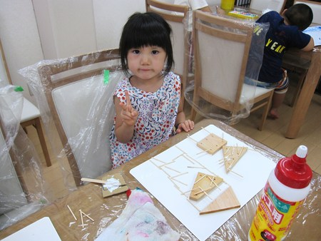 松井山手教室 ~夏休み工作~_f0215199_13204378.jpg