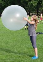 シープ・メドーで見かけた大きな半透明の白いプニプ二のボール_b0007805_8404491.jpg