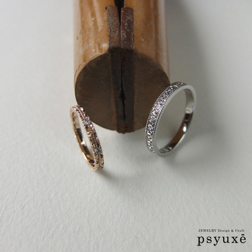 お譲り受けられたダイヤモンドのマリッジリング_e0131432_16191933.jpg