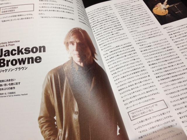 ジャクソン・ブラウンのインタビュー_e0077638_14405662.jpg