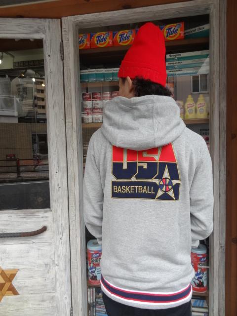 Nike Basketball Full Zip Hoody Team USA!!!_a0221253_2015998.jpg