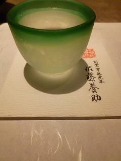 GINZAその2 〆は稲庭うどん♪_a0165160_15385519.jpg