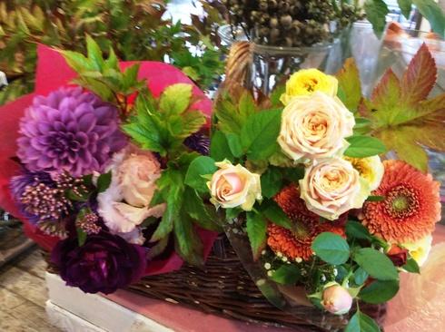 花たちも秋色に・・・・・_b0137969_1173170.jpg