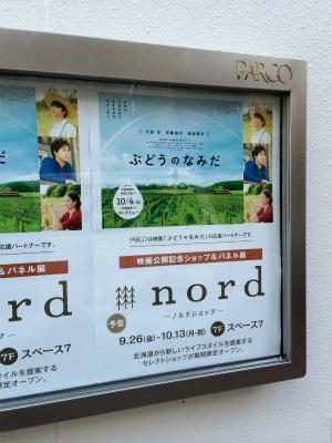 明日から、nord@札幌パルコです。_a0230872_23155658.jpg