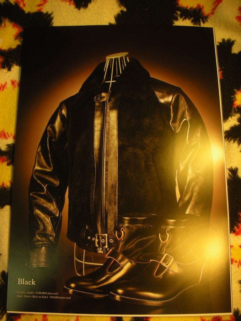 Attractions Lot.252 Grizzly Jacket 予約開始_c0187684_12511864.jpg