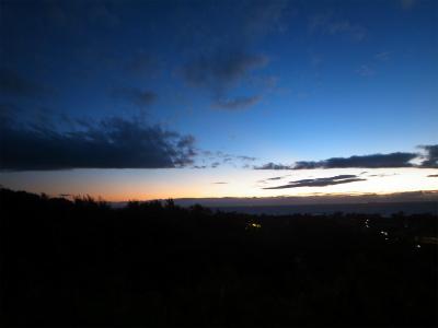 秋の夕日 (4)_f0059988_18514084.jpg