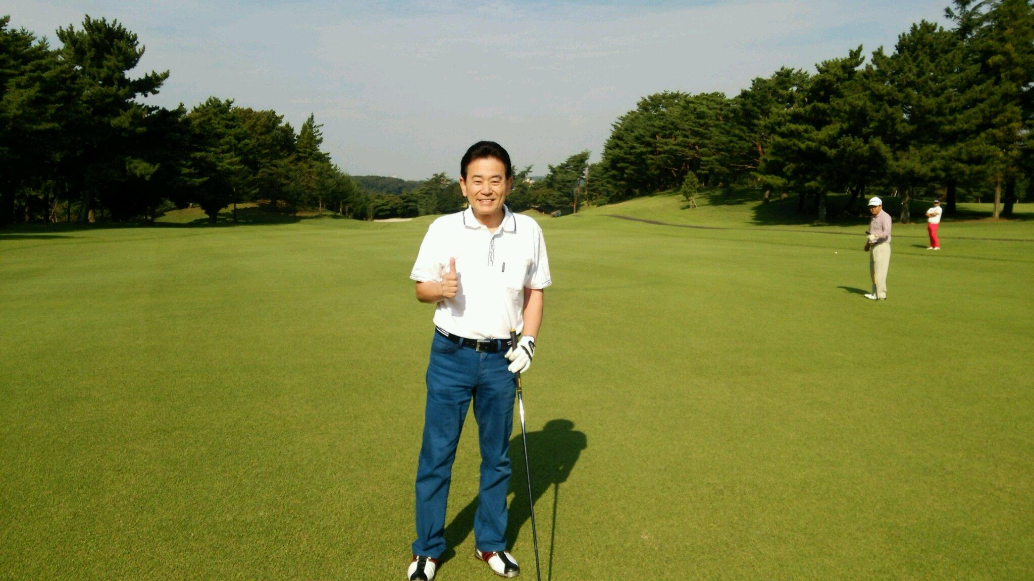 YK会ゴルフコンペで3位入賞!_e0119092_17062032.jpg
