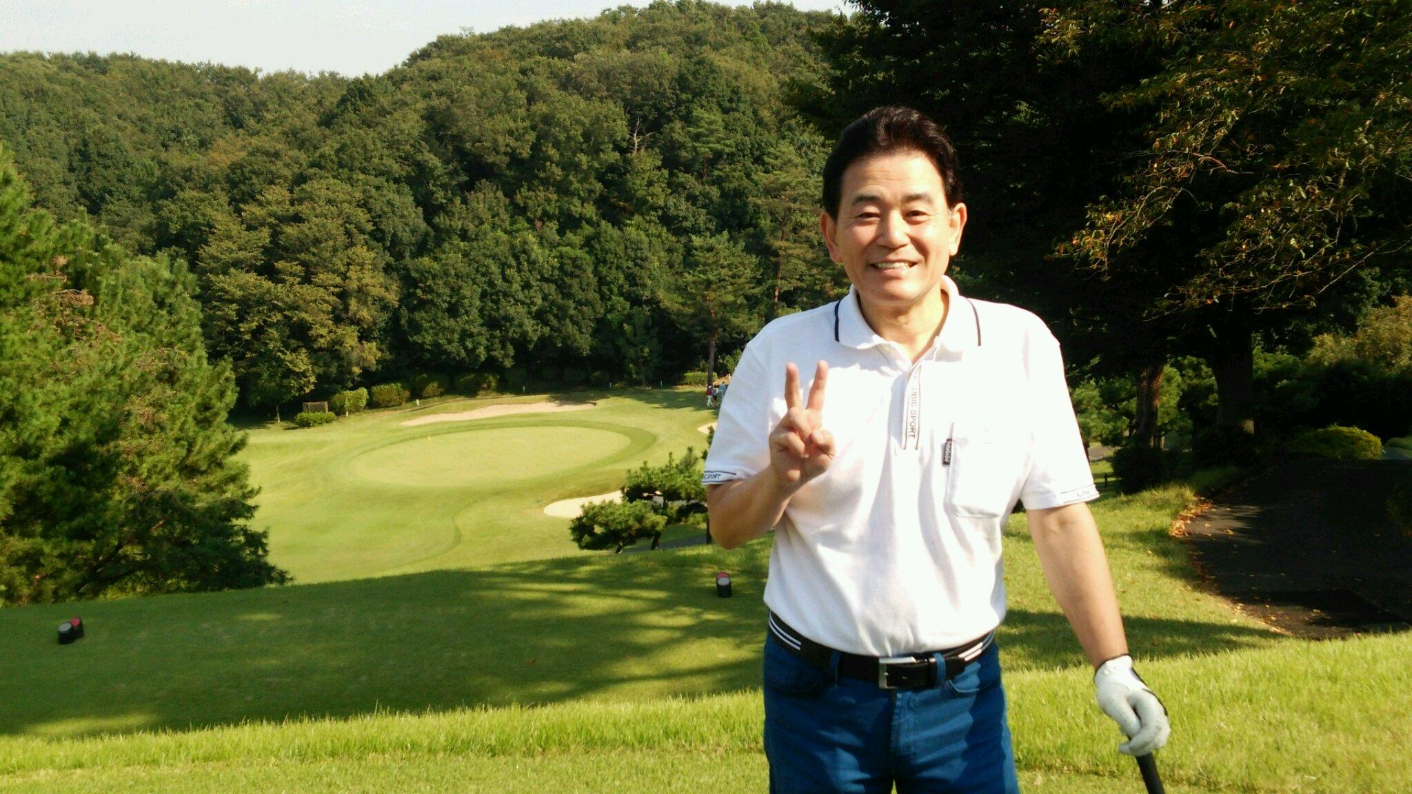 YK会ゴルフコンペで3位入賞!_e0119092_17065548.jpg
