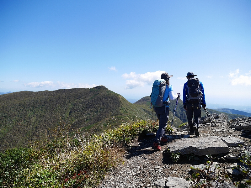 ホロホロ山と徳舜瞥山、9月21日-その3-_f0138096_20215225.jpg