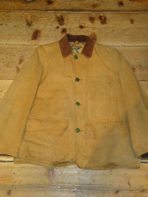 Vintage Hunting Jacket_d0176398_19245770.jpg